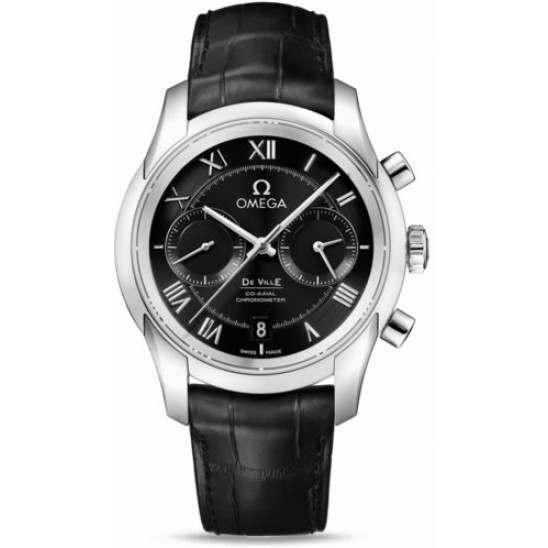 Omega De Ville Co-Axial Chronograph Chronometer 431.13.42.51.01.001
