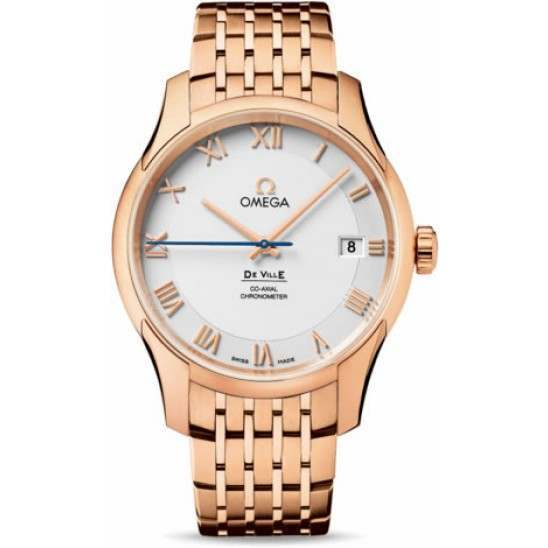 Omega De Ville Co-Axial Chronometer 431.50.41.21.02.001