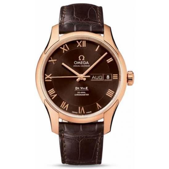 Omega De Ville Annual Calendar Chronometer 431.53.41.22.13.001