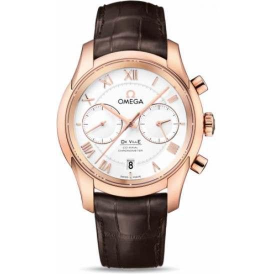 Omega De Ville Co-Axial Chronograph Chronometer 431.53.42.51.02.001