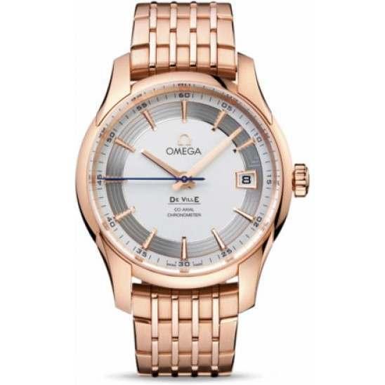Omega De Ville Hour Vision Chronometer 431.60.41.21.02.001