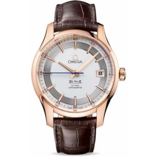 Omega De Ville Hour Vision Chronometer 431.63.41.21.02.001