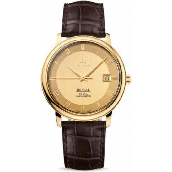 Omega De Ville Prestige Co-Axial Chronometer 4617.11.02