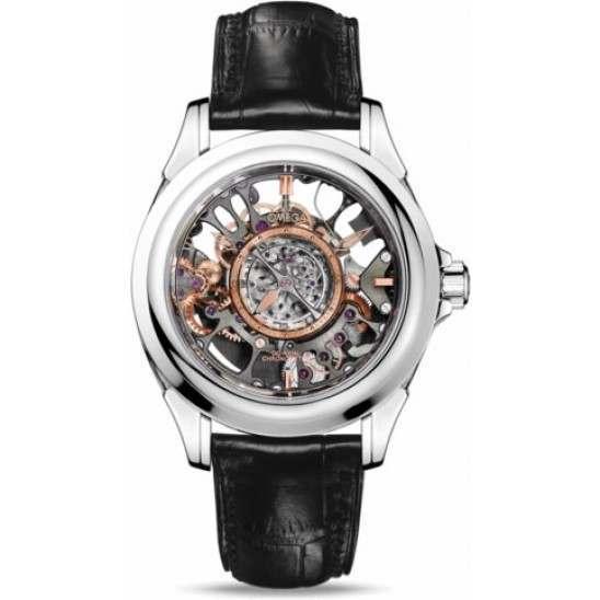 Omega De Ville Tourbillon Chronometer 513.93.39.21.99.001