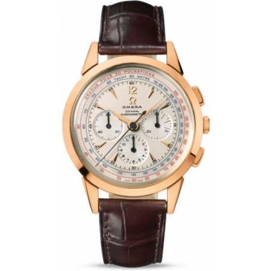 Omega Specialities Museum Chronometer 516.53.39.50.02.001