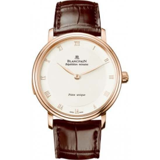 Blancpain Villeret Minute Repeater 6033-3642-55