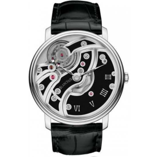 Blancpain Villeret Inverted Movement 6616-1530-55B