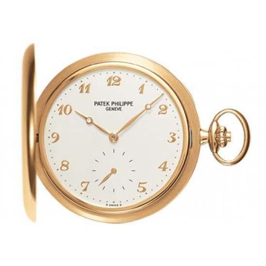 Patek Philippe Hunter Pocket Watch 980J-011