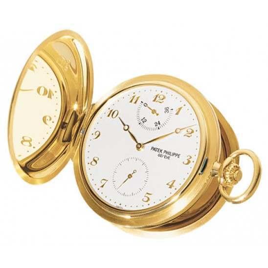 Patek Philippe Hunter Pocket Watch 983J-001