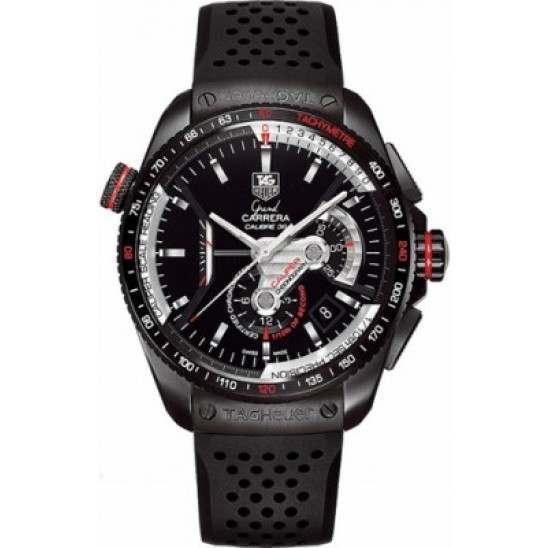 Tag Heuer Grand Carrera RS2 Chronograph CAV5185.FT6020