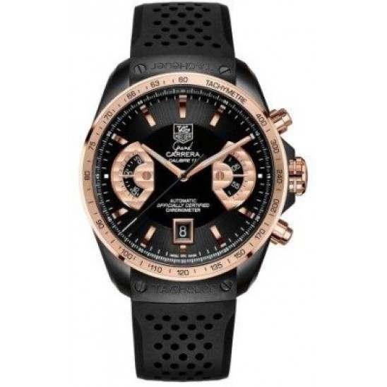 Tag Heuer Grand Carrera RS Chronograph CAV518E.FT6016
