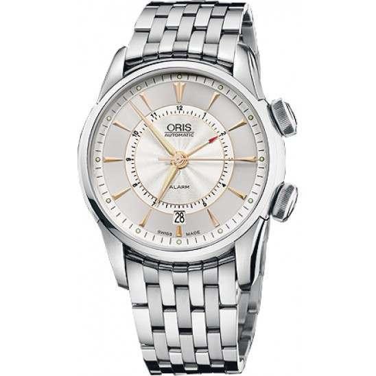 Oris Artelier Alarm 01 908 7607 4051-Set MB