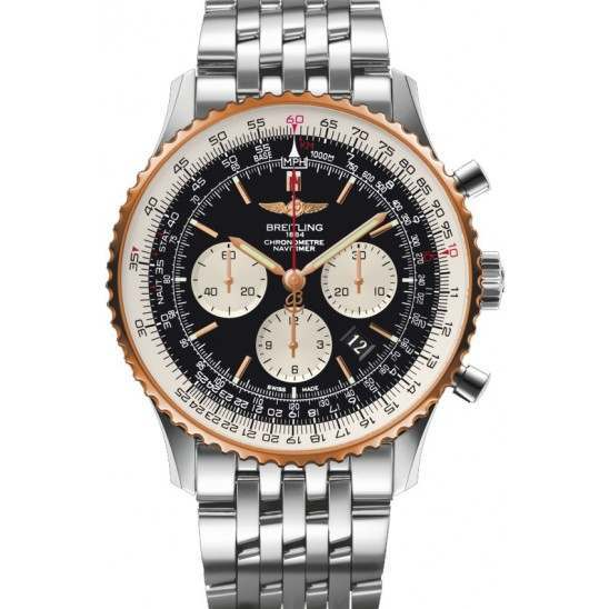 Breitling Navitimer 01 (46mm) Automatic Chronograph UB012721.BE18.443A