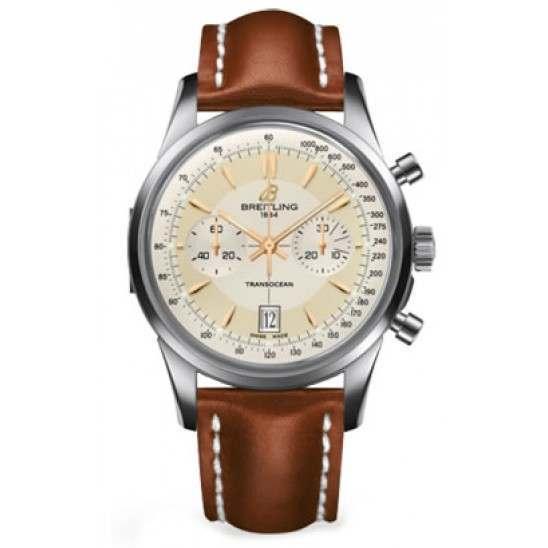 Breitling Transocean Chronograph Limited Edition - AB015412.G784.433X