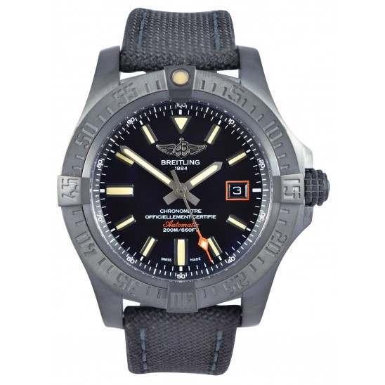 Breitling Avenger Blackbird 44 Caliber 17 Automatic V1731110.BD74.109W
