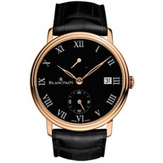 Blancpain Villeret 8 Days Manual 6614-3637-55B
