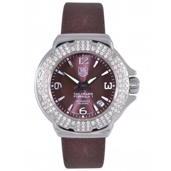 Tag Heuer Formula 1 Glamour Diamonds WAC1219.FC6223