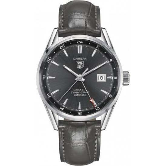 Tag Heuer Carrera Twin Time Caliber 7 Automatic WAR2012.FC6326