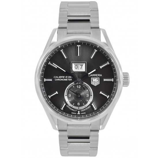Tag Heuer Carrera Calibre 8 GMT WAR5012.BA0723