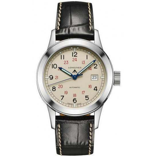 Longines Heritage Collection Military COSD L2.832.4.73.0