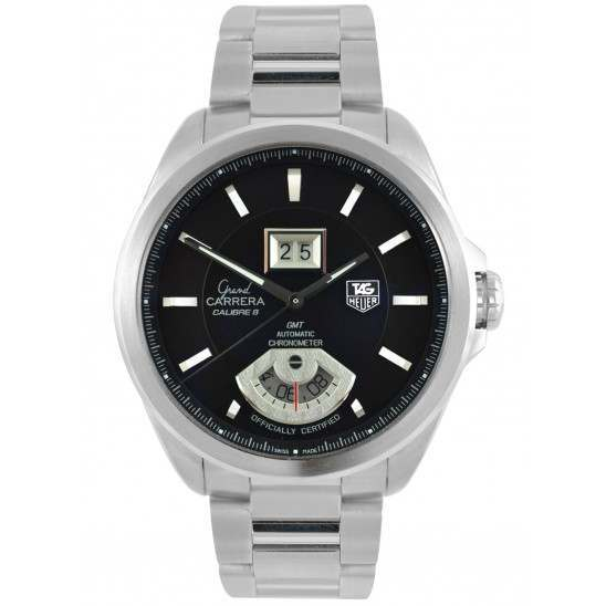 Tag Heuer Grand Carrera Grand Date GMT 42.50mm WAV5111.BA0901