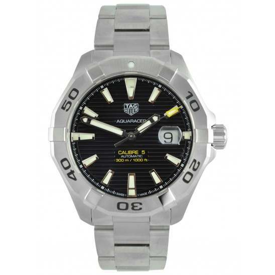 Tag Heuer Aquaracer 300M Caliber 5 Automatic WAY2010.BA0927