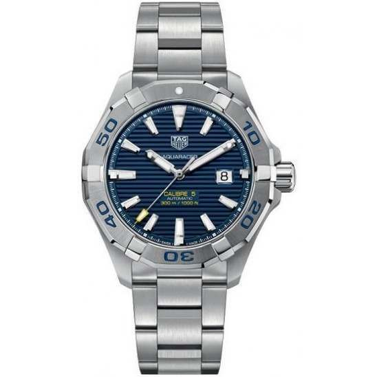 Tag Heuer Aquaracer 300 M Automatic 43mm WAY2012.BA0927