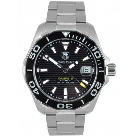 Tag Heuer Aquaracer Calibre 5 Automatic 41mm WAY211A.BA0928
