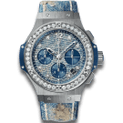 Hublot Jeans Steel Diamonds 341.SL.2770.NR.1204.JEANS