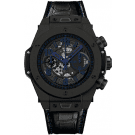 Hublot Unico All Black Blue 411.CI.1190.LR.ABB14
