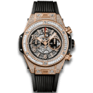 Hublot Unico King Gold Jewellery 411.OX.1180.RX.0904
