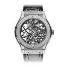 Hublot Classic Fusion Skeleton Tourbillon Titanium 45mm 505.NX.0170.LR