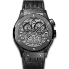 Hublot Tourbillon Skeleton All Black 506.CM.0140.LR