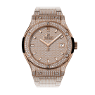 Hublot Classic Fusion King Gold Bracelet Full 511.OX.9010.OX.3704