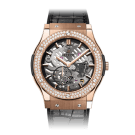 Hublot Classic Fusion Classico Ultra-Thin King Gold Diamonds