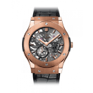 Hublot Classic Fusion Ultra-thin skeleton King Gold 545.OX.0180.LR