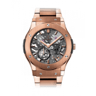 Hublot Classic Fusion Classico Ultra-thin skeleton King Gold Bracelet