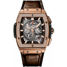 Hublot Spirit of Big Bang Diamonds King Gold 601.OX.0183.LR.1104