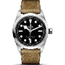 Tudor Heritage Black Bay 36 79500 Leather