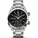 Tudor Heritage Advisor Black 79620TN Steel