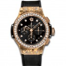 Hublot Big Bang Gold Linen Natural Gold 341.XN.1280.NR.1204