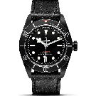 Tudor Heritage Black Bay Dark 79230DK Leather