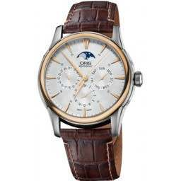 Oris Artelier Complication 01 582 7689 6351-07 5 21 70FC