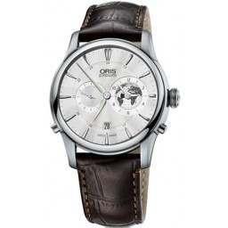 Oris Artelier Greenwich Mean Time 01 690 7690 4081-07 1 22 73FC