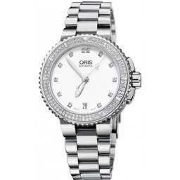 Oris Aquis Date Diamonds 01 733 7652 4991-07 8 18 01P