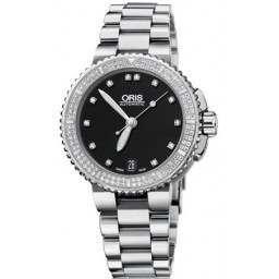 Oris Aquis Date Diamonds 01 733 7652 4994-07 8 18 01P
