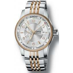 Oris Big Crown Small Second Pointer Day 01 745 7688 4361-07 8 22 32