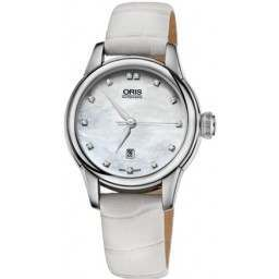 Oris Artelier Date, Diamonds 01 561 7687 4091-07 5 14 67FC