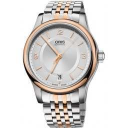 Oris Classic Date 01 733 7578 4331-07 8 18 63