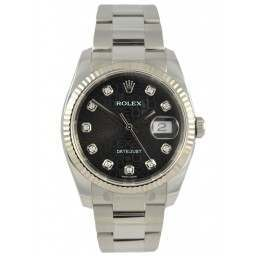 As New Rolex Date-Just - 116234 (BLJD) Sept 2014.
